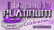 Double Platinum Celebrations Logo